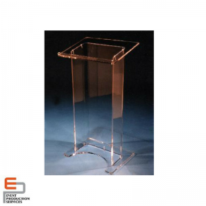 acrylic Lecture stand